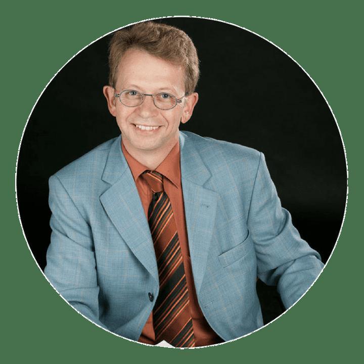 Porträt Steuerberater Erling Gwinner