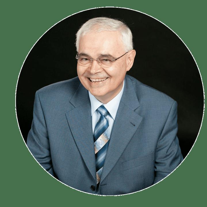 Rundes Porträt Steuerberater Erich Meyer