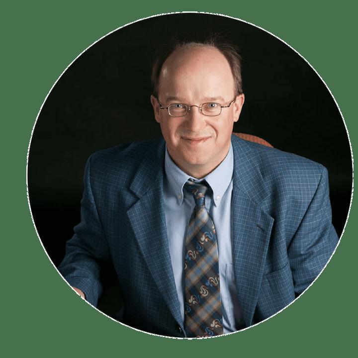 Rundes Porträt Steuerberater Michael Luck